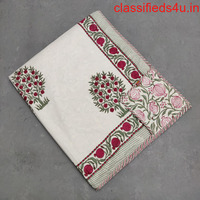 Single Bedsheets Online - Jaipur Mela
