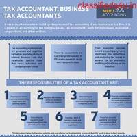 Tax Accountant, Business Tax Accountants