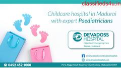 Best Children hospital in madurai - Devadoss Multispeciality Hospital