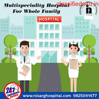 Nisarg Hospital | Best Multi Speciality Hospital in Vadodara
