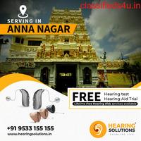 Hearing Clinic in Annanagar | Hearing Aids in Annanagar