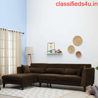 Buy L Shape Sofa Set Online at Prices from Rs 30240 | Wakefit