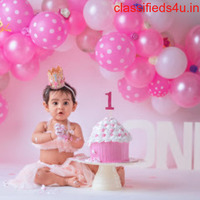 Cake Smash Photographers and Photography in Bangalore | Little Dimples By Tisha