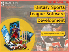 Launch Your own Lucrative Fantasy Sports League  App And Website