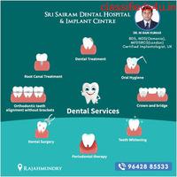 Sri Sairam Dental Hospital & Implant Centre