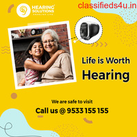 Philips Hearing Aids in Amalapuram | Hearing Aid Centre in Amalapuram