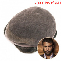Hades Hair Unit for Men Online Full German Lace