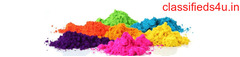 manufacturer of dyestuff in india