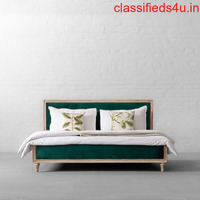 Tufted Beds Online - Gulmohar Lane