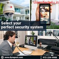 Commercial Security Camera Installation Dallas