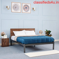 Buy Mayall Metal Bed Online for Rs 7525 | Wakefit