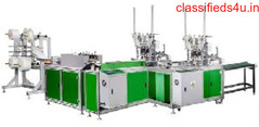 Face Mask Machine Manufacturers and Suppliers