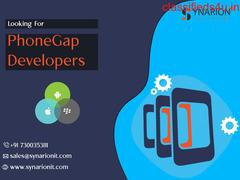 Hire PhoneGap Developers to Build Multi-Platform Mobile App