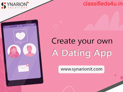 Build Your Own Dating App With Synarrion IT Solutions