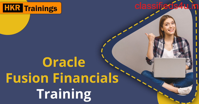 Get best oracle fusion financials training from experts - HKR Trainings