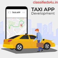 Taxi App Development Services Company