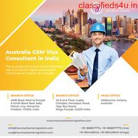 Australia GSM Visa Consultant in India