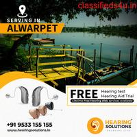 Hearing Clinic in Alwarpet | Hearing Aids in Alwarpet