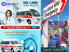 Easily Take the Lowest Fare Ambulance Service in Patna