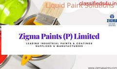 Liquid Paint Solution