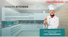 Modular Kitchen Designer & Manufacturer in Jaipur: IKKA Kitchens