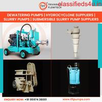 Top Dewatering pump suppliers India - TFTpumps.com