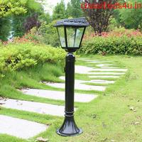 Garden Pole Light Manufacturers