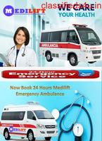 Use Medilift Economical Fare Ambulance Service in Bihta Patna