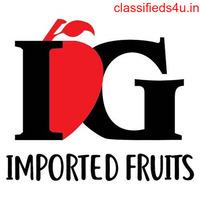 IG International - Top Best Fresh Fruits Importer in India