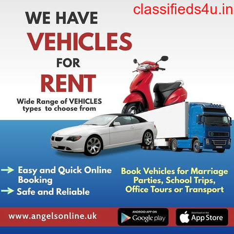 Online Taxi Booking Services App in India
