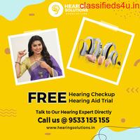 Hearing Aid Machine in Annanagar | Hearing Aid Centre in Annanagar