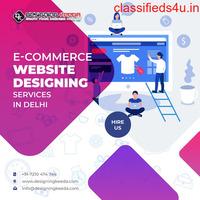 Amazing Ecommerce Website Design Company in India