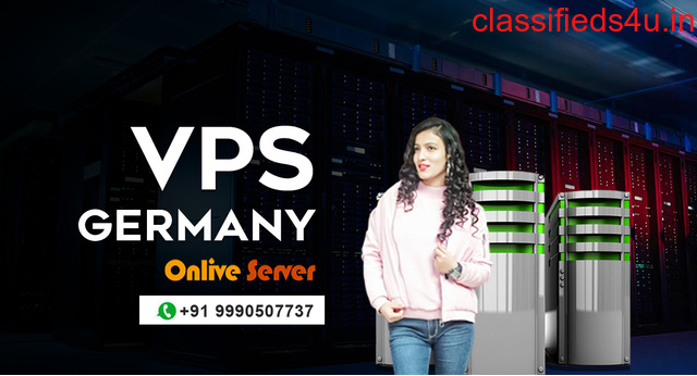 Get Germany Server Hosting Plans with High Performance