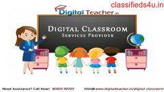 Digital Classroom Services Provider in Hyderabad, India | Digital Teacher