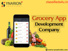 Build the Best Grocery Mobile App by Highly Skilled Developers
