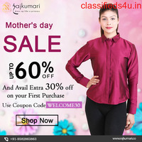 Mother's Day Shopping Offer for Women and Kids Clothes