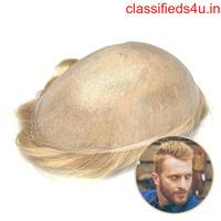 Eros Men's Hair System Full Ultra Thin Skin Base