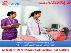 First-Class Home Nursing Service in Kankarbagh Patna by Medivic