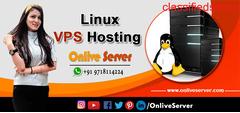 Fully secured Linux VPS hosting services