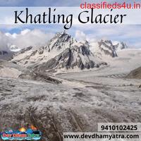 khatling glacier Uttarakhand
