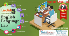 Digital language lab in Hyderabad, India | English language lab HYD