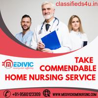 Vital COVID Care by Medivic Home Nursing Service in Boring Road, Patna
