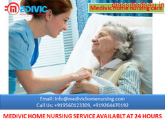 Medivic Home Nursing Service in Ranchi Available with Advanced Medical Team