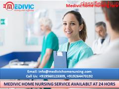 World-Class Home Nursing Service in Hazaribagh-Medivic Home Nursing