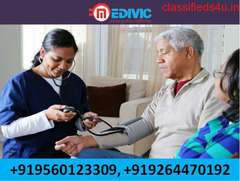 Classy Home Nursing Service in Malda-ICU Facility by Medivic