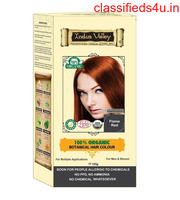 Buy Herbal & Organic Hair Color Online at Best Prices In India