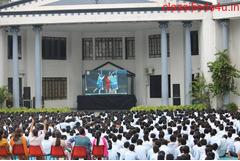 Girls residential school in India:-theasianschool
