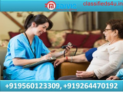 Take Trusted and Quick Home Nursing Service in Rajendra Nagar