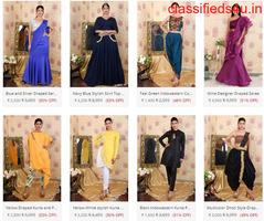 Shop Indo Western Dresses Online in in Jaipur