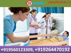 Take Hi-Tech Medivic Home Nursing Service in Kolkata with MBBS Doctor